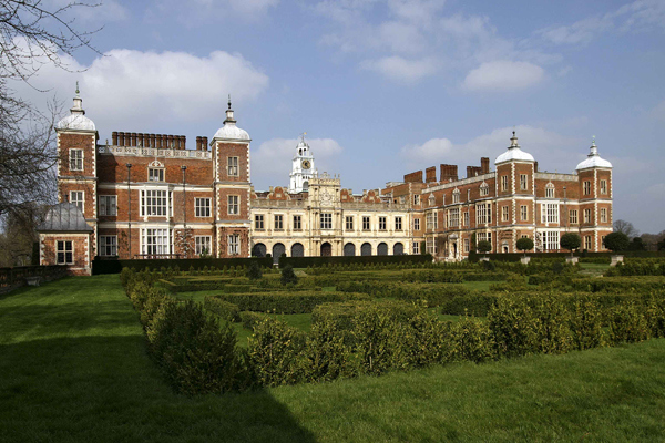 Hatfield-House