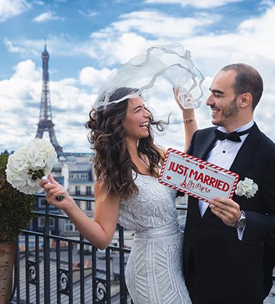 PARIS / Hazal & Mert
